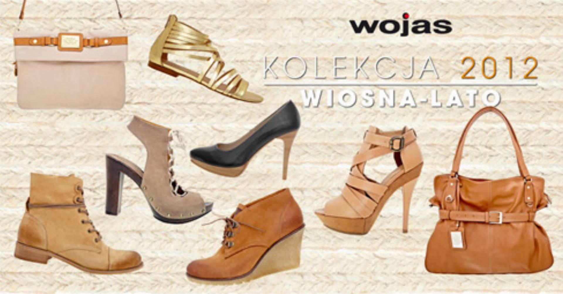 889fda5408d15 Zwiastun nowej kolekcji damskiej Wojas - wiosna lato 2012 ...