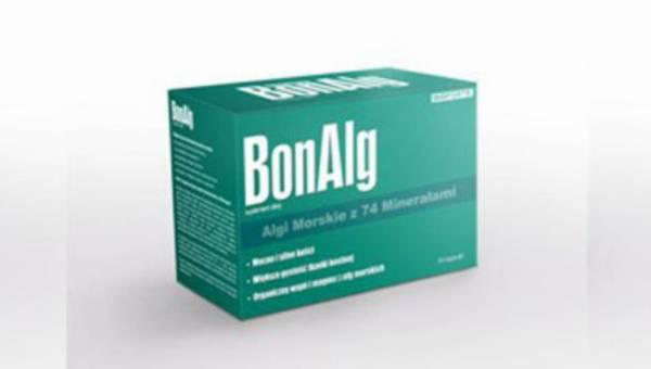 BonAlg, stworzony przez naturę dla utrzymania optymalnej gęstości naszych kości!