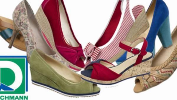 Deichmann buty –  nowa kolekcja wiosna lato 2012: sandały, baleriny, koturny, czółenka, klapki (50 zdjęć)