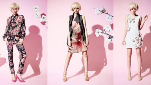 Hexeline – kolekcja Storia Naturale na sezon wiosna-lato 2012