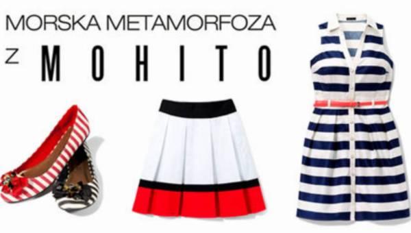 Morska Metamorfoza z Mohito