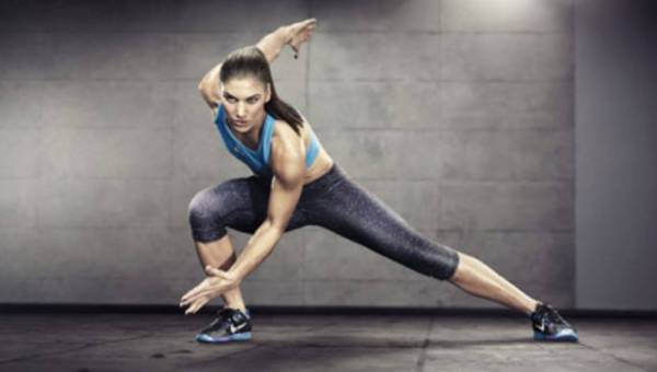 Ciekawy i pełen wyzwań trening z Nike+ Training