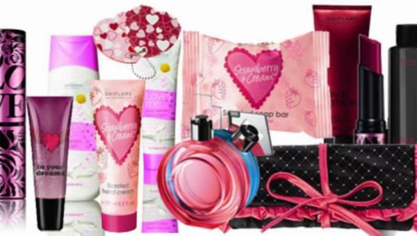 Oriflame na Walentynki 2012