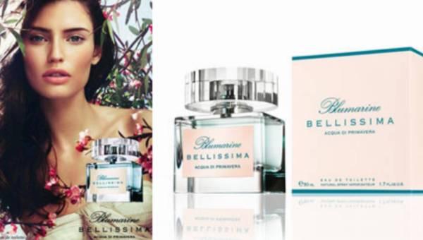 Mgiełka wiosennego romantyzmu – perfumy Bellissima Blumarine Acqua di Primavera