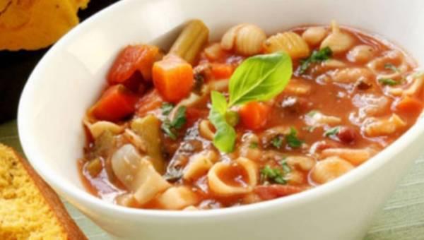 Gotujmy zupy! – Zimowa Minestrone