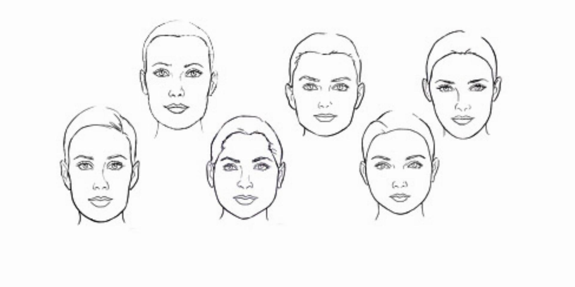 jak dobrać fryzurę do ksztaltu twarzy