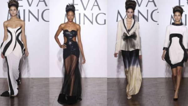 Eva Minge kolekcja Couture na sezon Wiosna-Lato 2012 (33 zdjęcia)