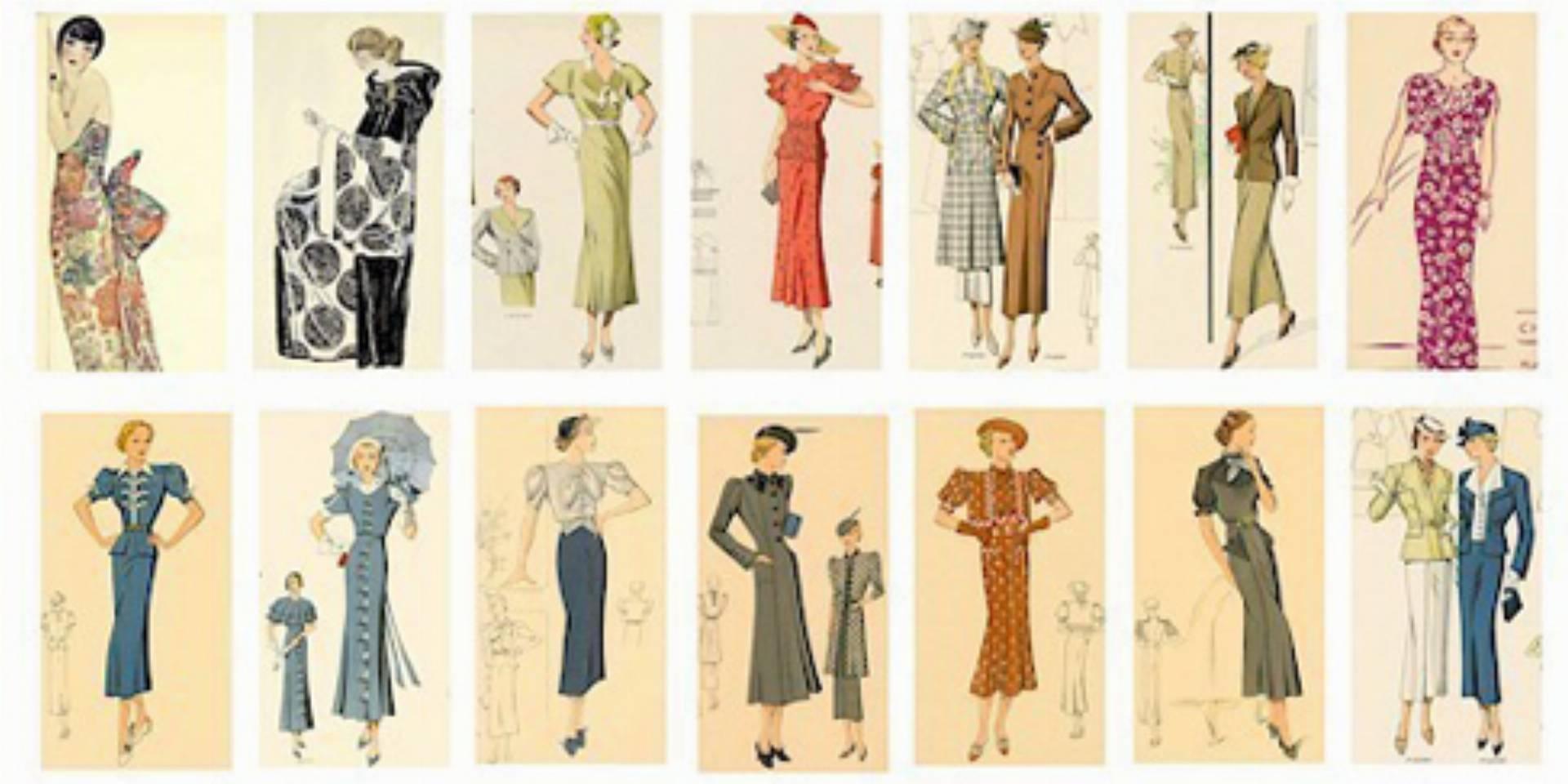Historia Mody Lata 20 Moda Która Odbiła Się Na