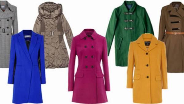 Modne płaszcze na sezon jesień zima 2011/2012