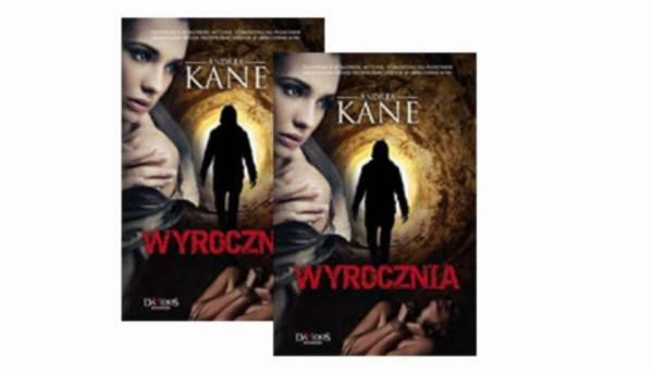 "Andrea Kane ""Wyrocznia"" – bestseller już w Polsce!"