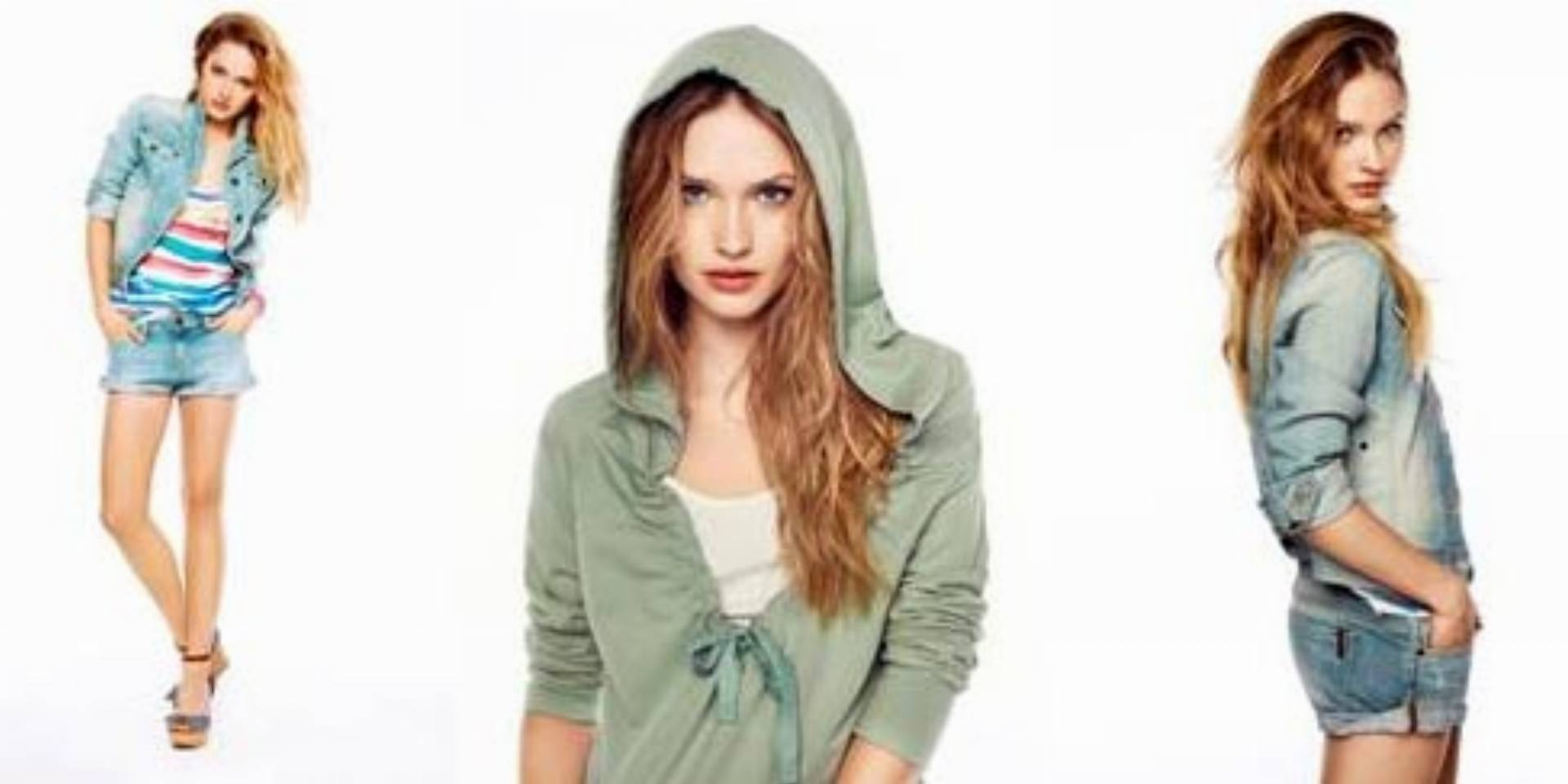 Big Star lookbook na sezon wiosna-lato 2012