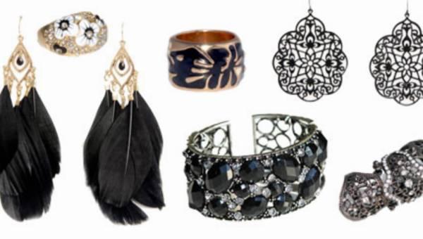 Biżuteria diva na wiosnę – kolekcja Black Fashion
