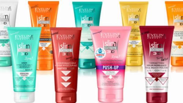 Wymodeluj ciało na wiosnę z kosmetykami Slim Extreme 3D – przegląd serii Eveline Cosmetics
