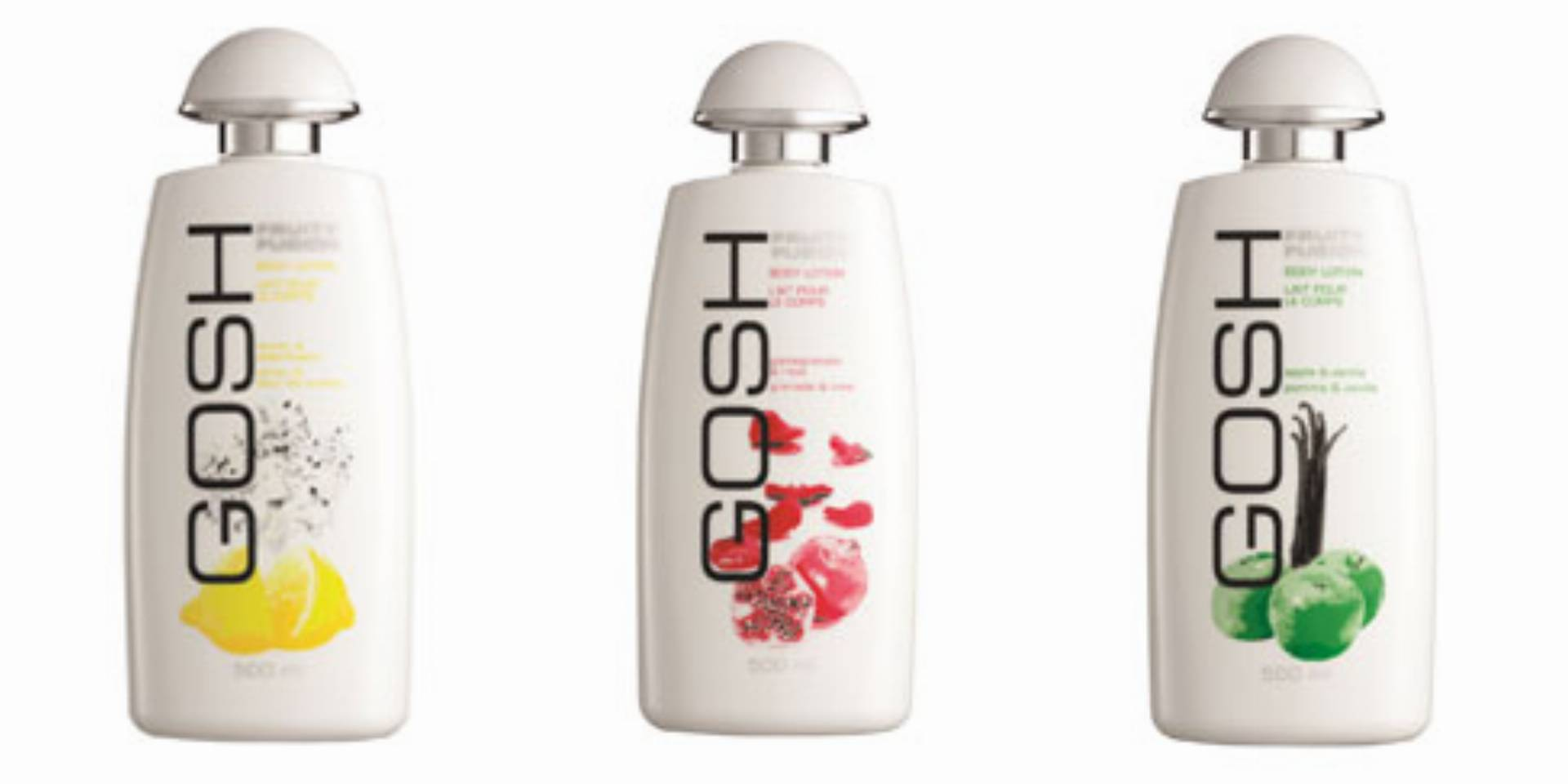 GOSH Cosmetics- Fruity Fusion