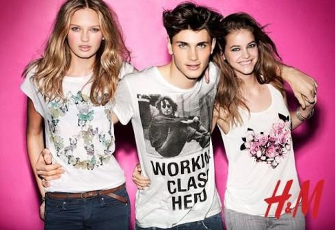 H&M najnowsza kolekcja Perfect Prints, HM wiosna 2012