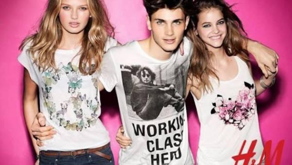 H&M najnowsza kolekcja Perfect Prints