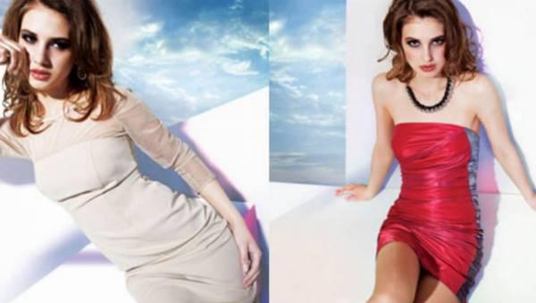 Zdjęcia wizerunkowe marki MONA na sezon wiosna-lato 2012
