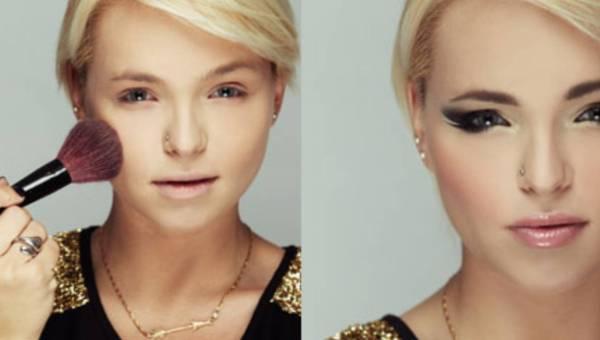 Make Up Store – Makijaż na Dzień Kobiet – krok po kroku