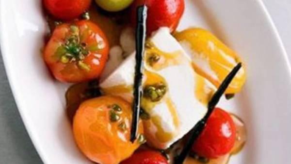 Pomidory – szybki deser