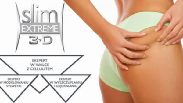 Slim Extreme 3D EVELINE COSMETICS – kosmetyki do zadań specjalnych!