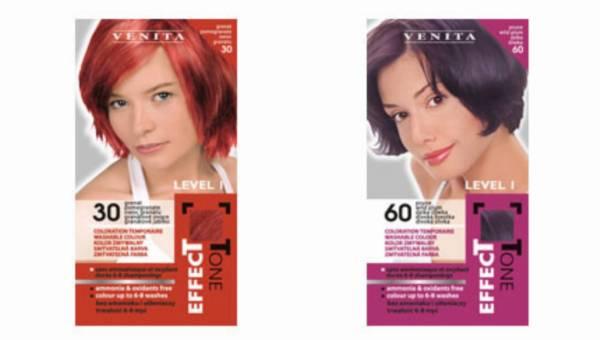 VENITA: EFFECTTONE – Szampon do koloryzacji włosów!