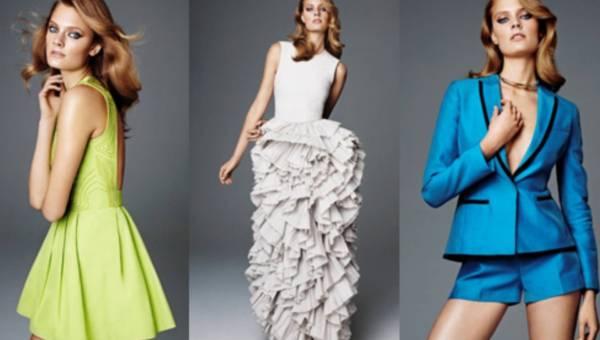 H&M wiosna 2012 – suknie wieczorowe w kolekcji Exclusive Conscious
