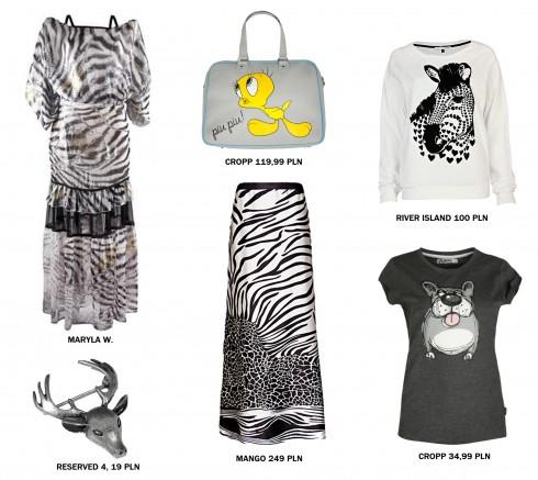moda wiosna 2012, stylizacje, trendy wiosna 2012