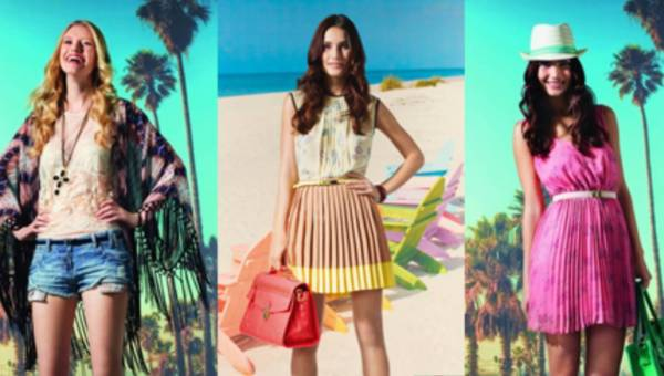 New Look- wiosna/lato 2012 – lookbook