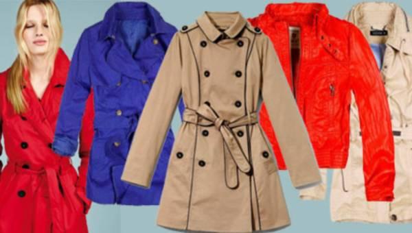 Reserved wiosna 2012: kurtki i płaszcze