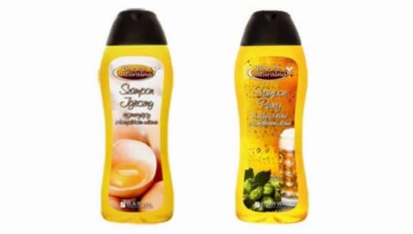 BARWA NATURALNA – Nowe szampony piwny i jajeczny  – w naturze siła!