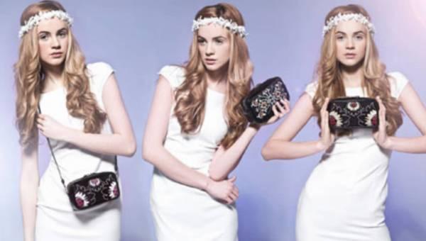 GOSHICO wiosna-lato 2012 – kolekcja biżuteryjnych torebek FANCY