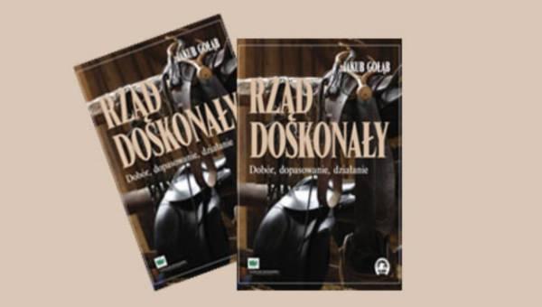 """Dla miłośników jeździectwa – książka """"RZĄD DOSKONAŁY"""""""