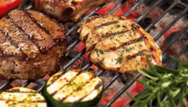 Karkówka z grilla – w sam raz na majowy weekend!