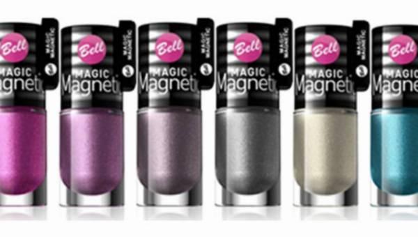 Lakiery Bell Magic Magnetic – Maluj, Czaruj, Magnetyzuj!