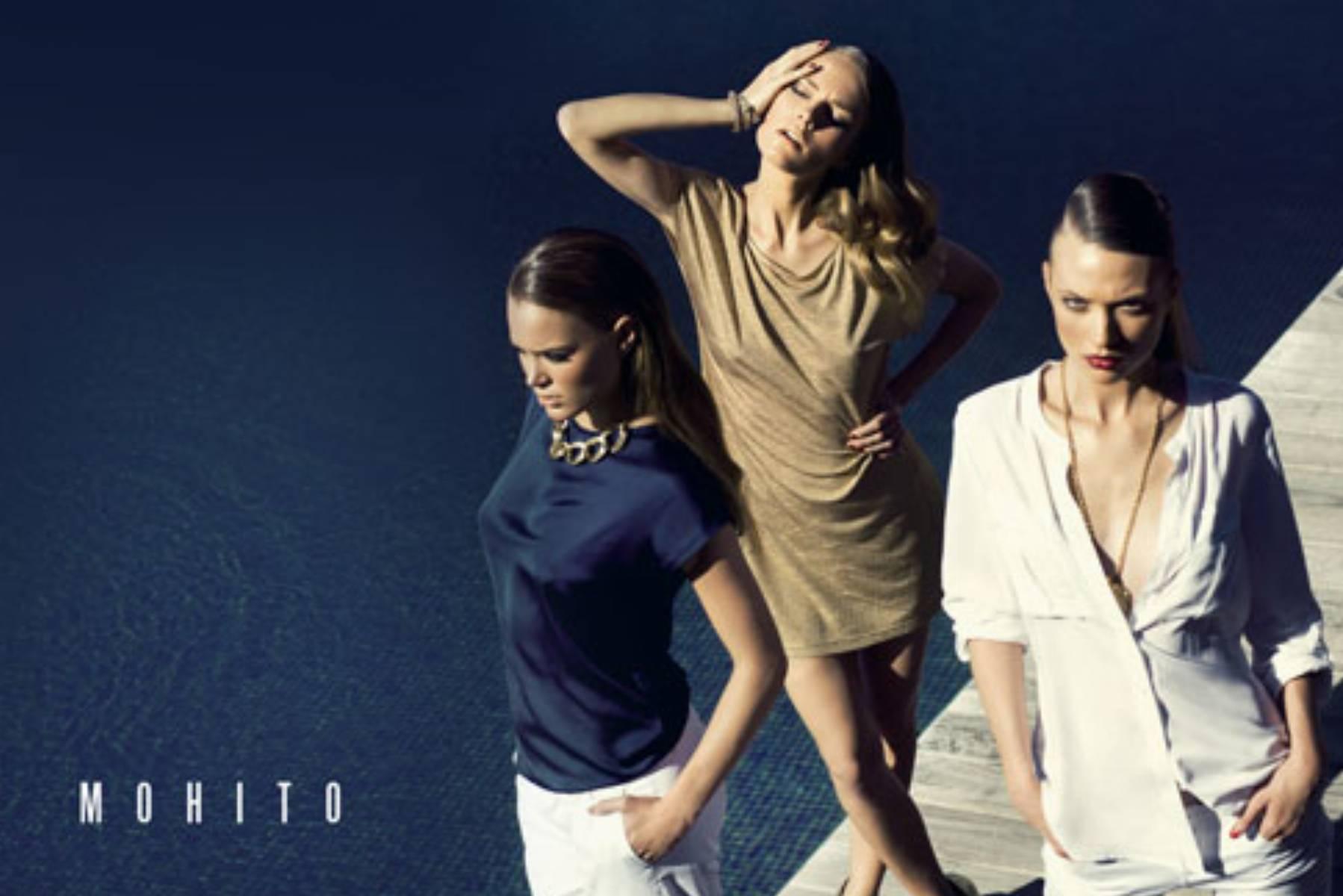MOHITO - kolekcja Aqua Elegance