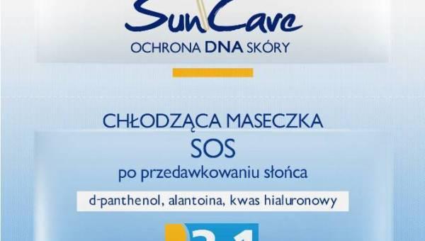 Sun Care SOS – ukojenie dla podrażnionej słońcem skóry