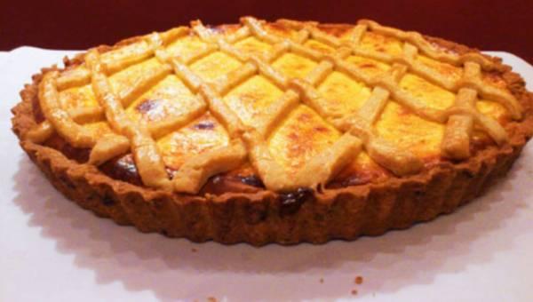 Pastiera Napoletana – włoskie ciasto na Wielkanoc
