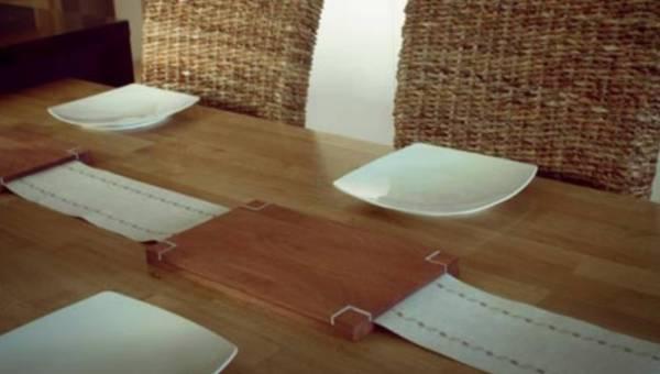 WellDone – Modulo – oryginalny pomysł na nakrycie stołu