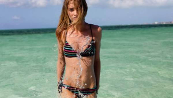 O'NEILL:Superkini – bikini zawsze pozostające na swoim miejscu – idealne dla uprawiających wodne sporty