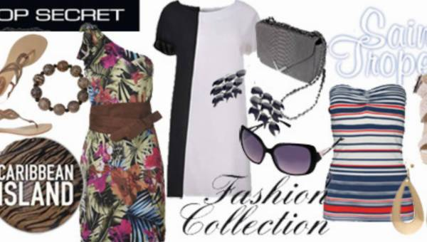 Letnie kolekcje Top Secret – Caribbean Island, Saint Tropez & Fashion Collection