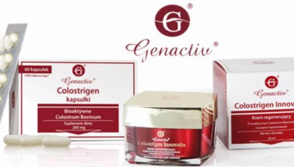 Wyniki konkursu: Colostrum – nowatorskie kosmetyki i suplementy diety