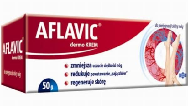 Aflavic – badanie zdrowia nóg Polek