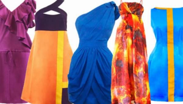 Kolorowo u Averly London  – zobacz modne sukienki na lato 2012
