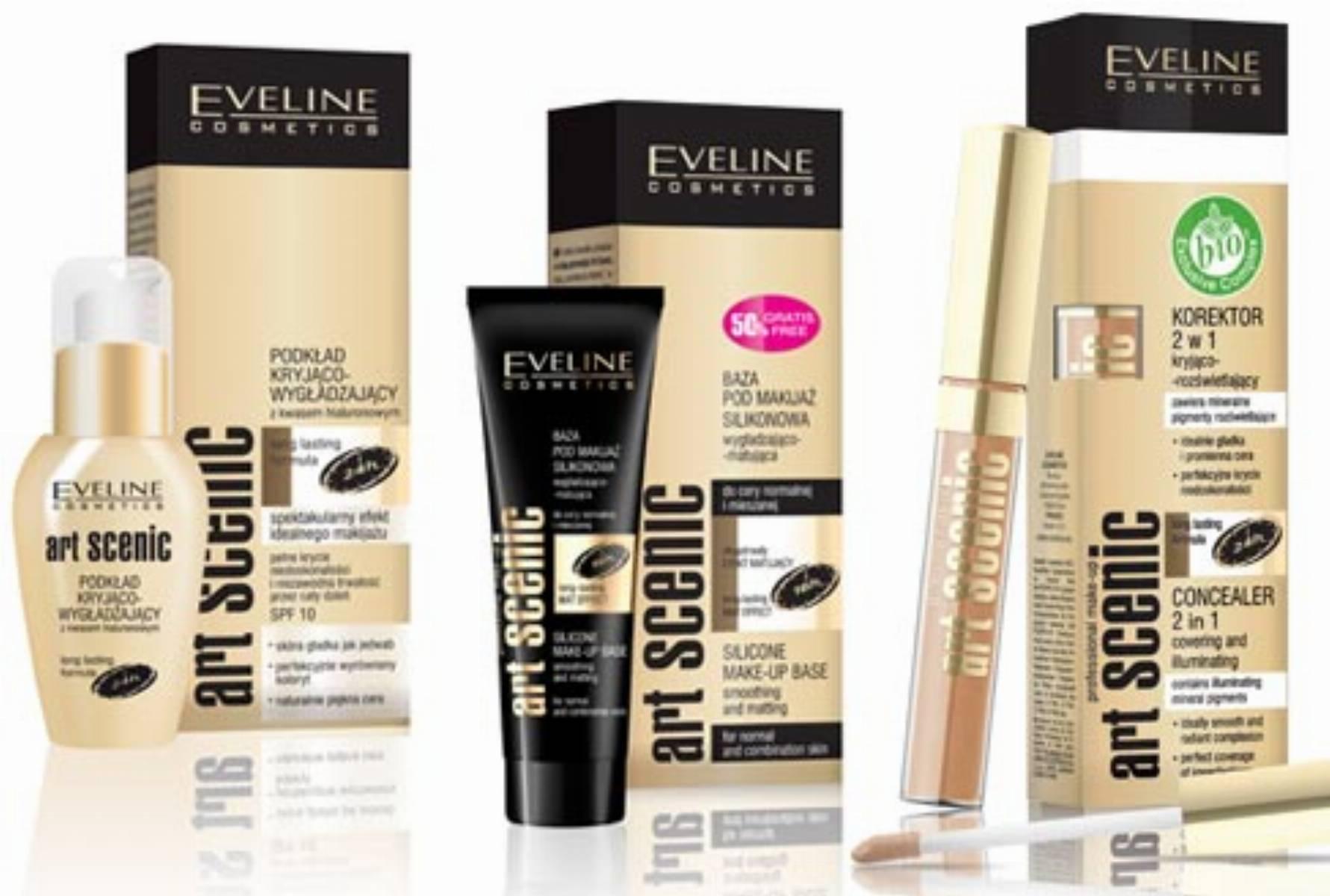 Eveline Cosmetics - seria Art. Scenic