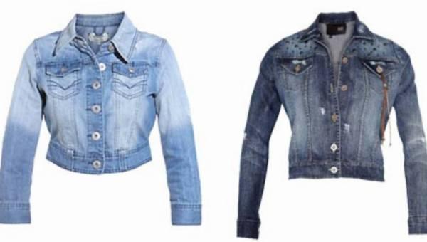 Modne w tym sezonie: jeansowe kurtki