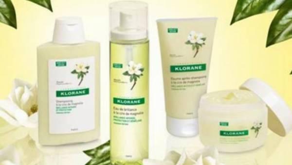 KLORANE – nowość w linii na bazie wosku z magnolii – balsam nabłyszczający do włosów!