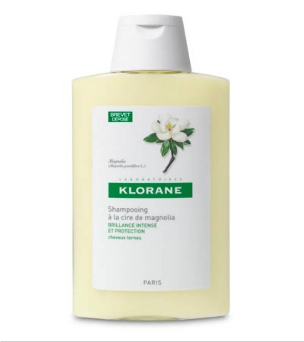 KLORANE - szampon nablyszczajacy