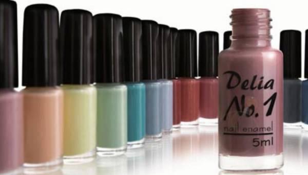 Kolorowe lato z Delia Cosmetics – nowe lakiery No.1