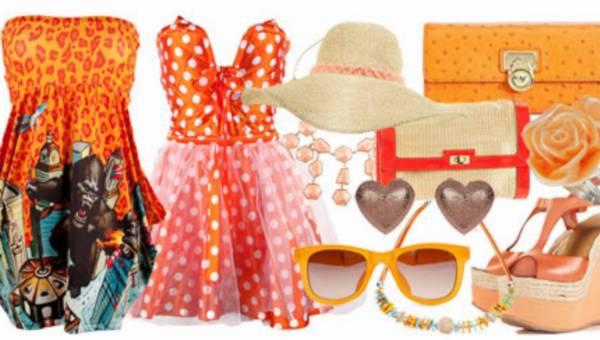 Pomarańcza, mandarynka, łosoś, koral – odśwież swoją garderobę!