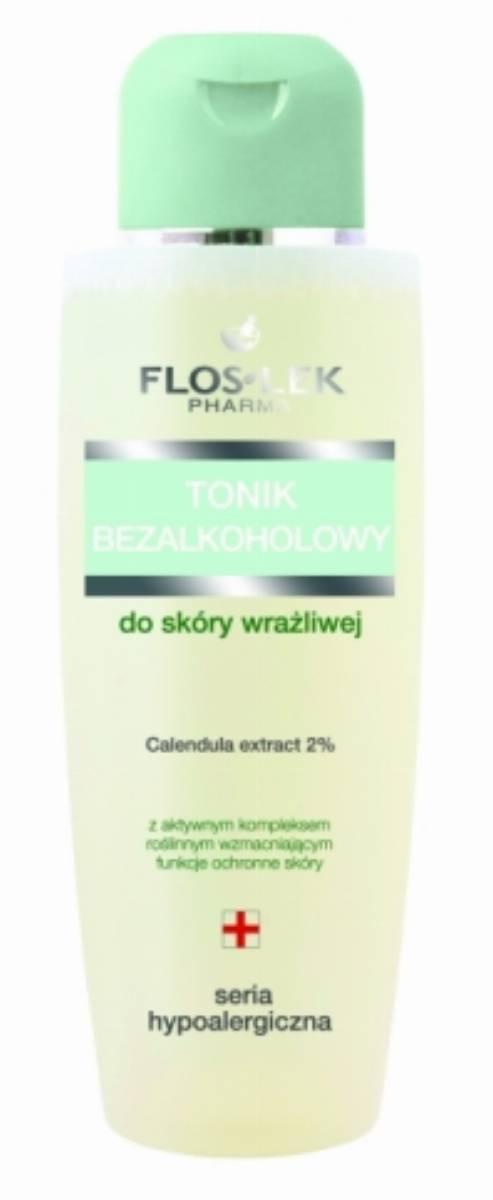 Tonik bezalkoholowy do skóry wrażliwej marki Floslek Pharma